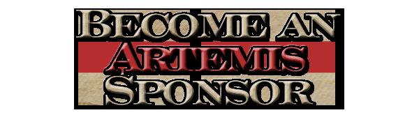 Artemis's Ass-Kickin' Sponsors