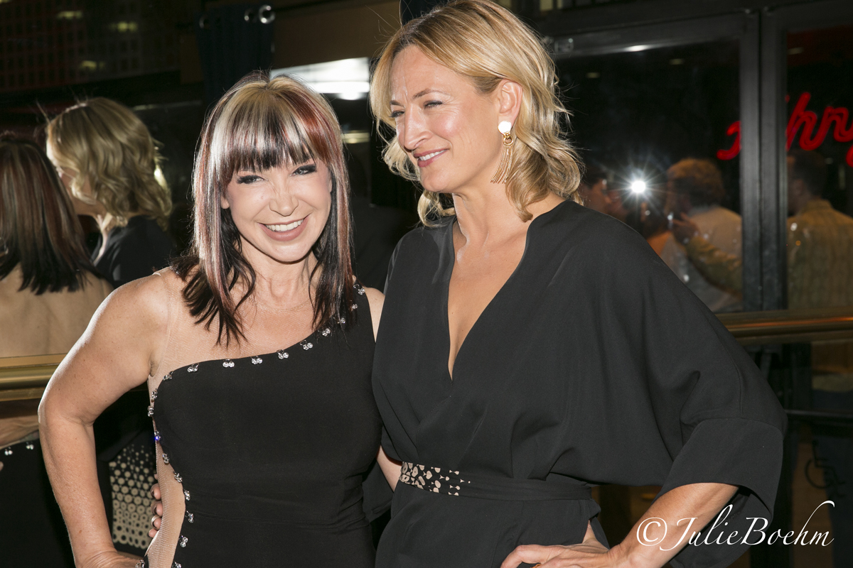 Cynthia Rothrock And Zoe Bell