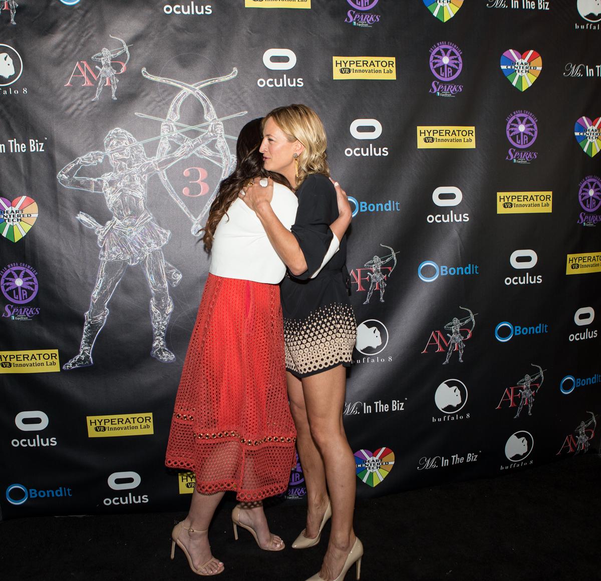 Gina Carano, Zoe Bell
