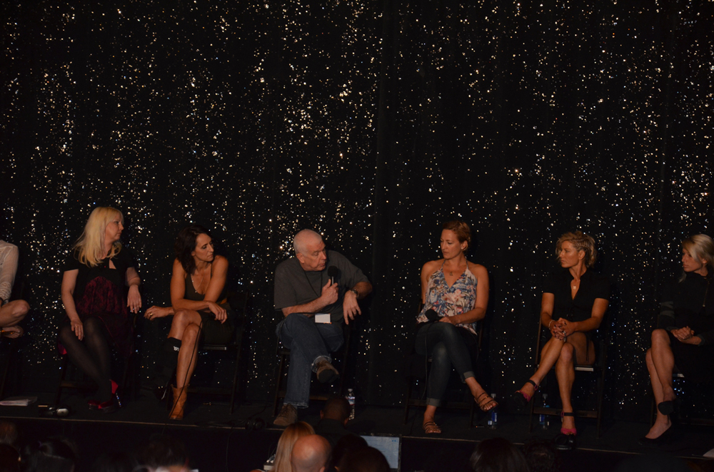 Indus Alelia Dayna Grant Andy Armstrong Zoe Bell Heidi Moneymaker Jessie Graff Stunt Panel