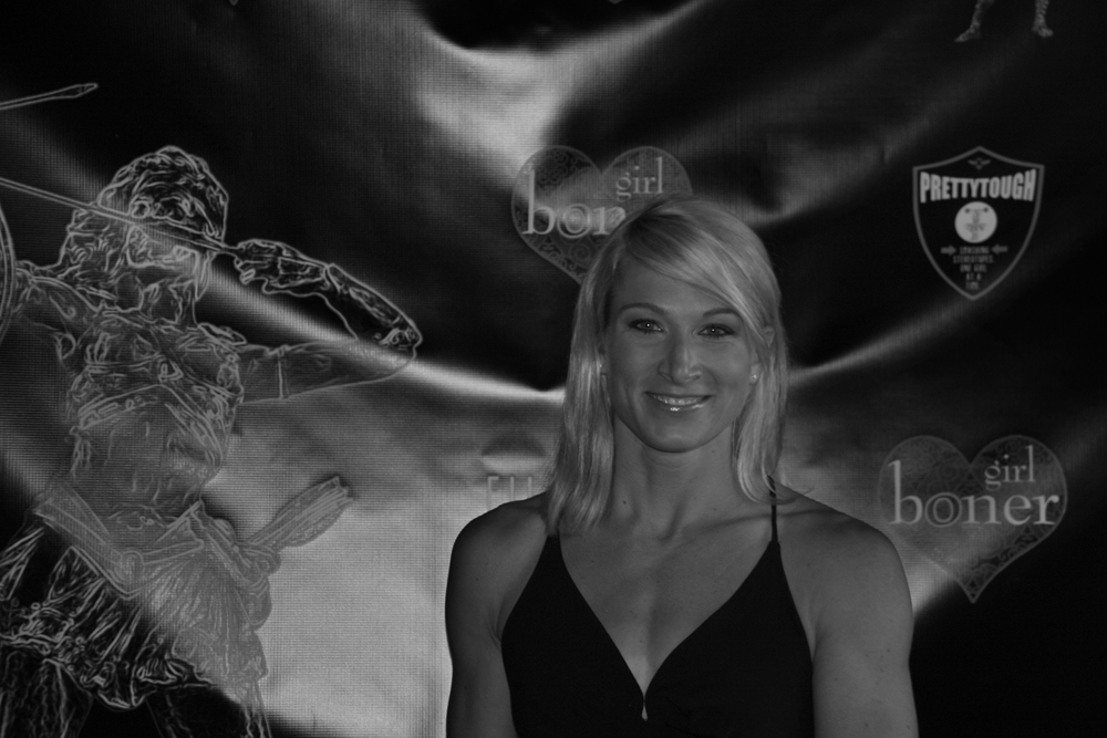 Jessie Graff 2016 Artemis Stunt Next Wave Honoree