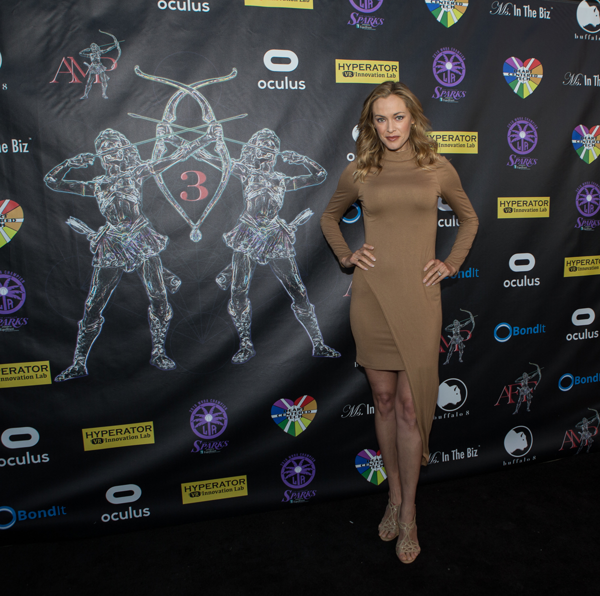 Kristanna Loken, 2015 Action Warrior Honoree