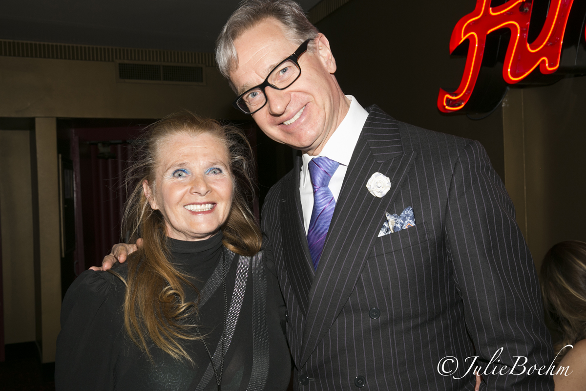 Paul Feig And Kim Renee
