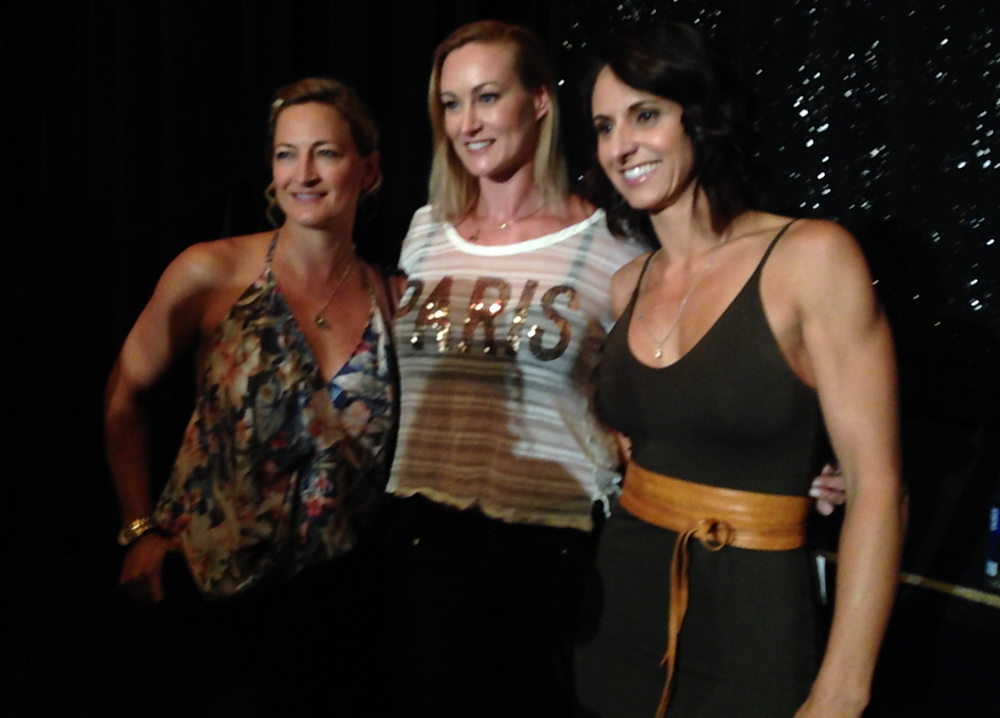 Zoe Bell Vanessa Cater Dayna Grant