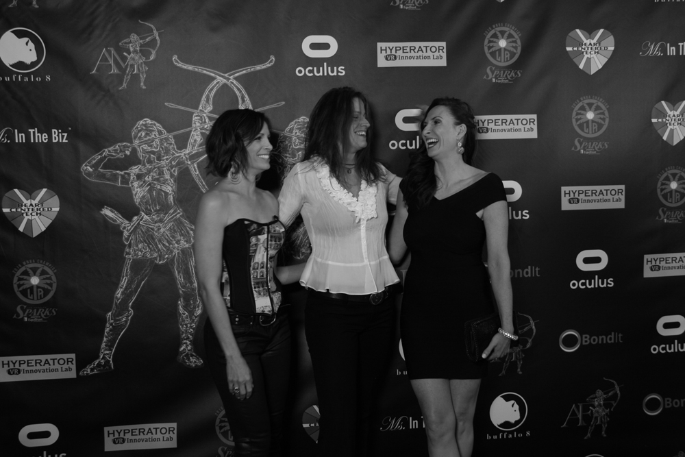 Danielle Burgio Melanie Wise Tammie BairdOpening Night Gala
