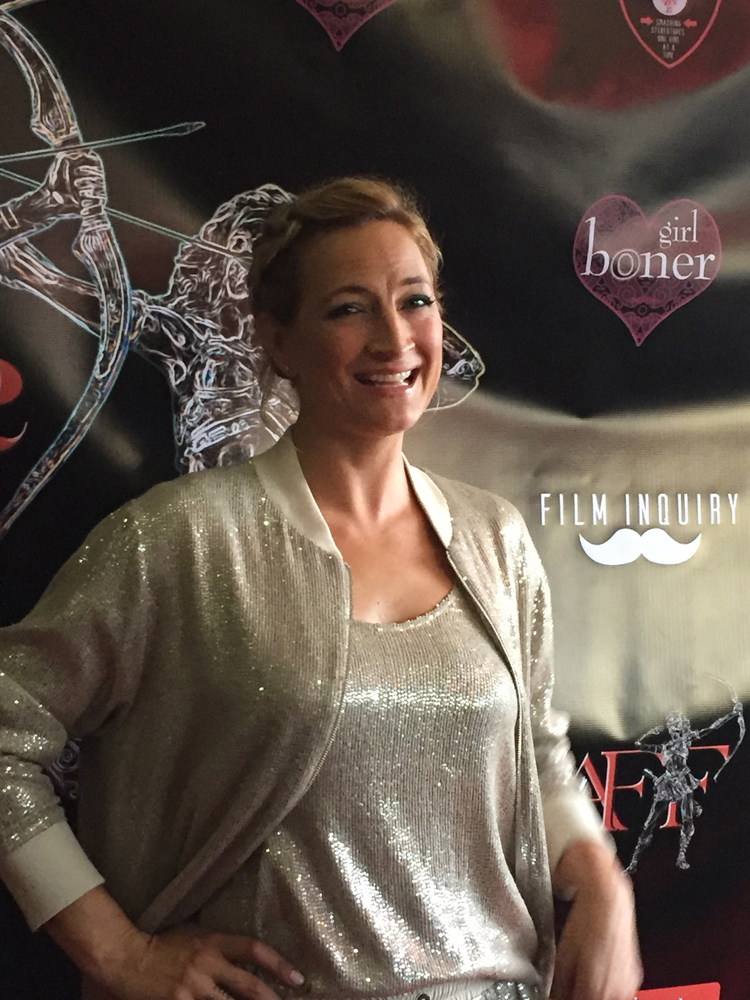 Zoe Bell 2016 Stunt Icon Honoree