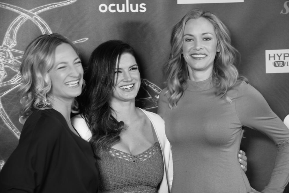 Zoe Bell Gina Carano Kristanna Loken Artemis Women