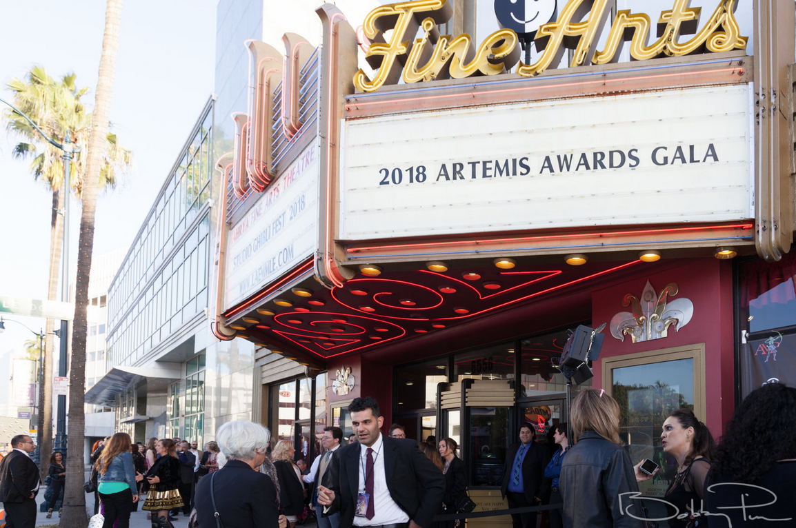 The Artemis Awards Gala 04/26/18 Beverly Hills, CA