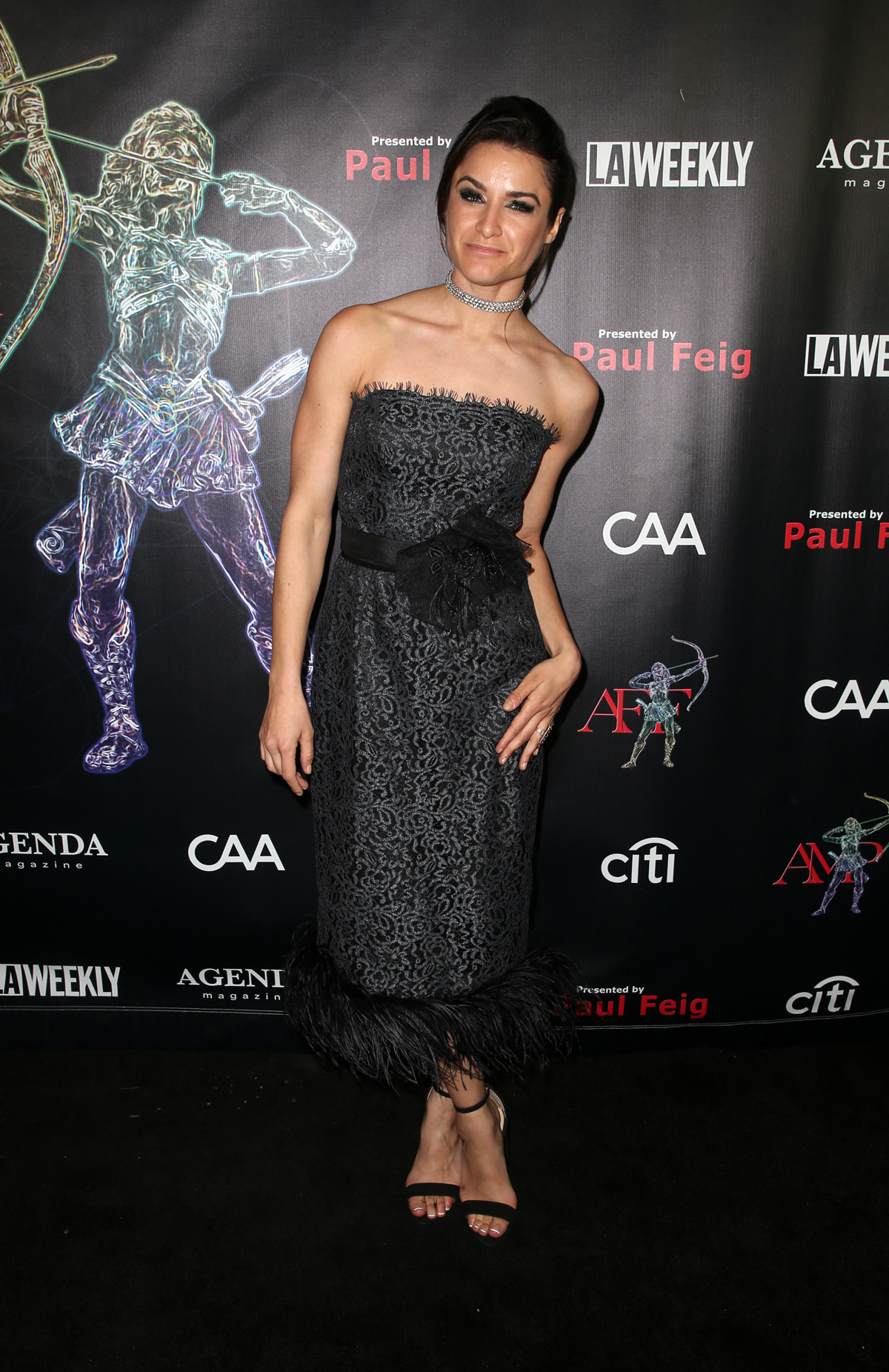 BEVERLY HILLS, CA - APRIL 26: Kachina Dechert, at the 2018 Artemis Awards Gala at the Ahrya Fine Arts Theater in Beverly Hills, California on April 26, 2018. Credit: Faye Sadou/MediaPunch