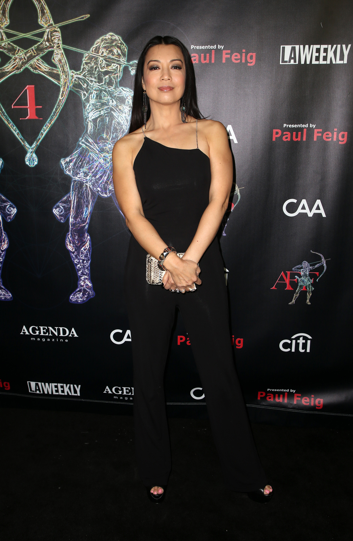 BEVERLY HILLS, CA - APRIL 26: Ming-Na Wen, at the 2018 Artemis Awards Gala at the Ahrya Fine Arts Theater in Beverly Hills, California on April 26, 2018. Credit: Faye Sadou/MediaPunch