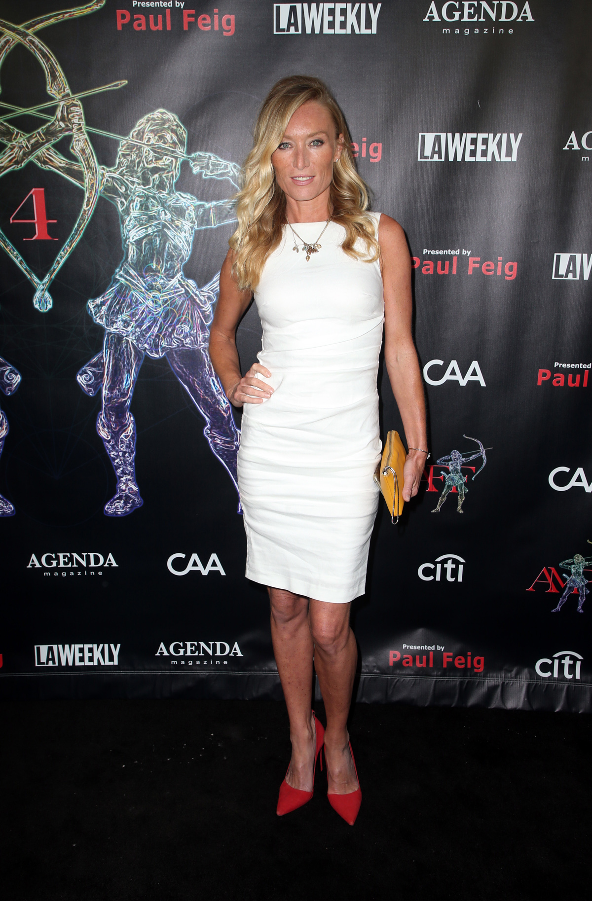 BEVERLY HILLS, CA - APRIL 26: Victoria Smurfit, at the 2018 Artemis Awards Gala at the Ahrya Fine Arts Theater in Beverly Hills, California on April 26, 2018. Credit: Faye Sadou/MediaPunch
