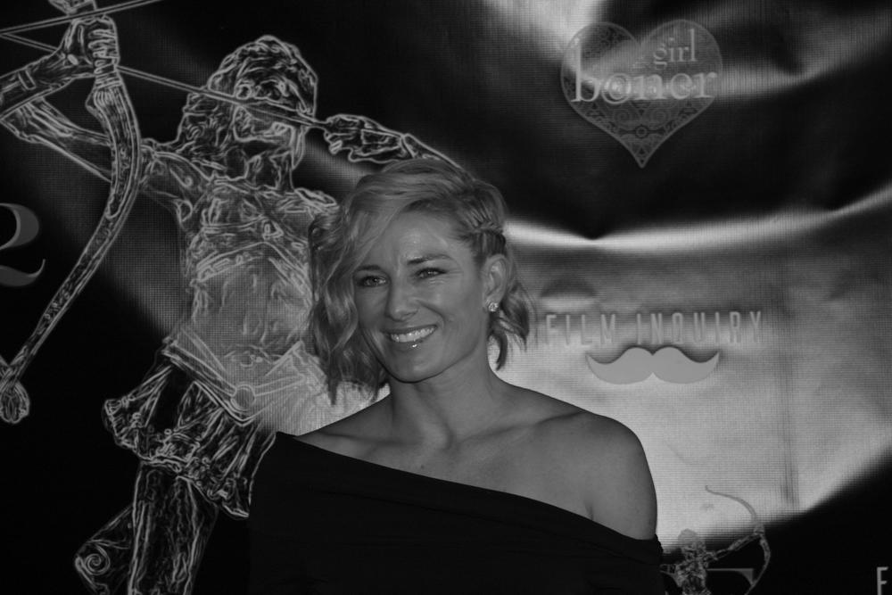 Heidi Moneymaker 2016 Artemis Stunt Unsung Heroine Honoree