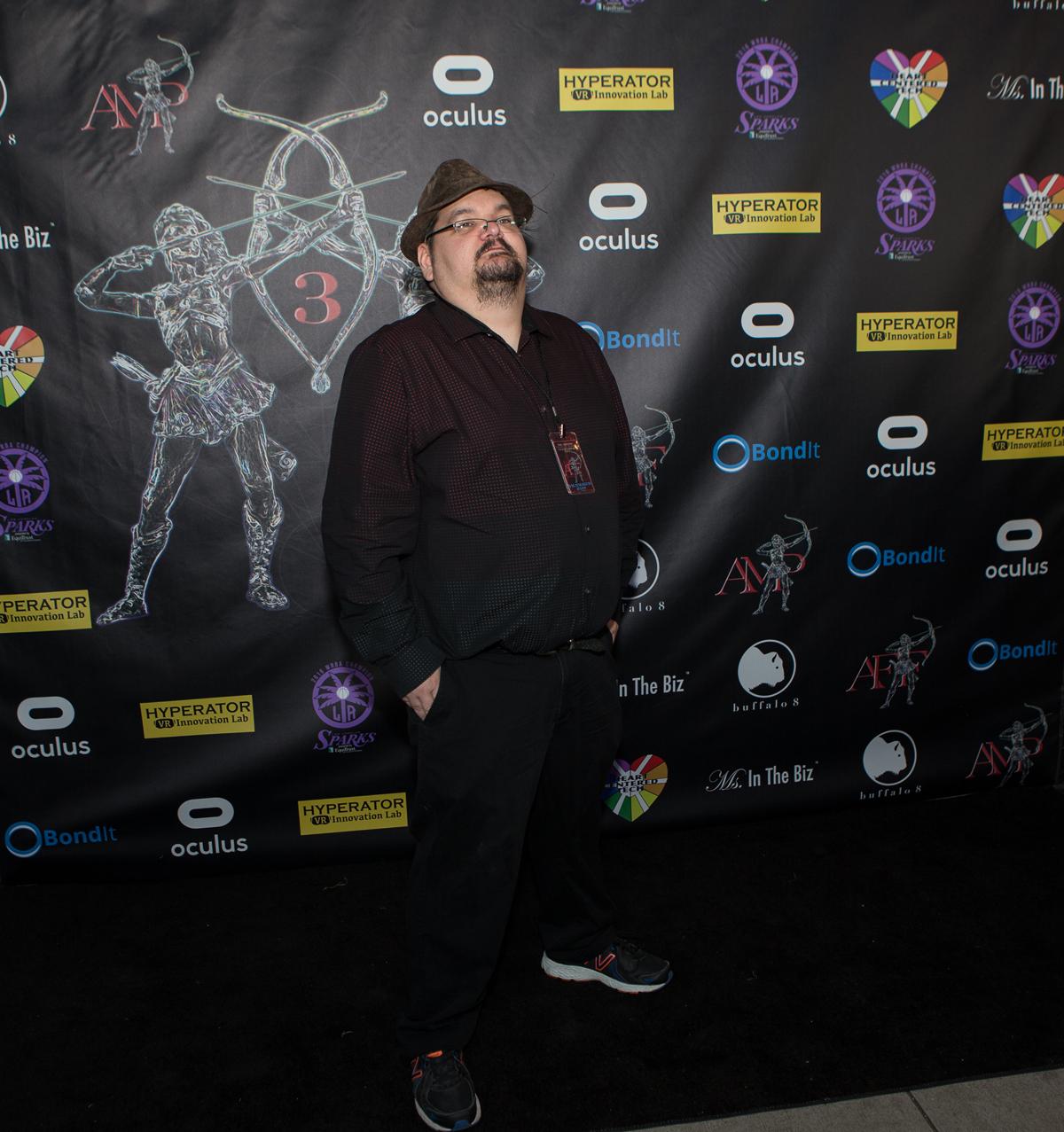 Marq Piocos, director Nueng Roy