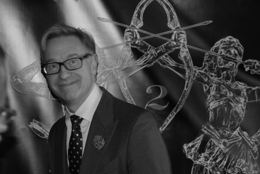 Paul Feig 2016 Artemis Action Rebel Honoree
