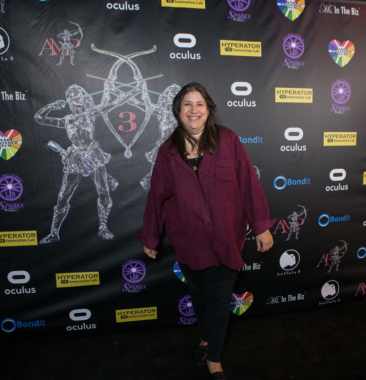 Sheena Metal, Artemis Bd. of Dir. and moderator of many Artemis panels