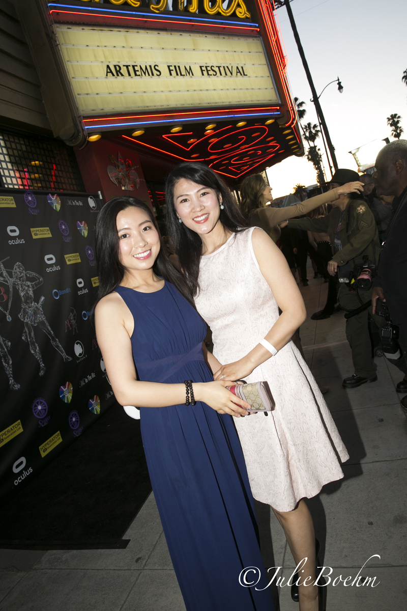 Yue Cheng And Suzanne Gordon