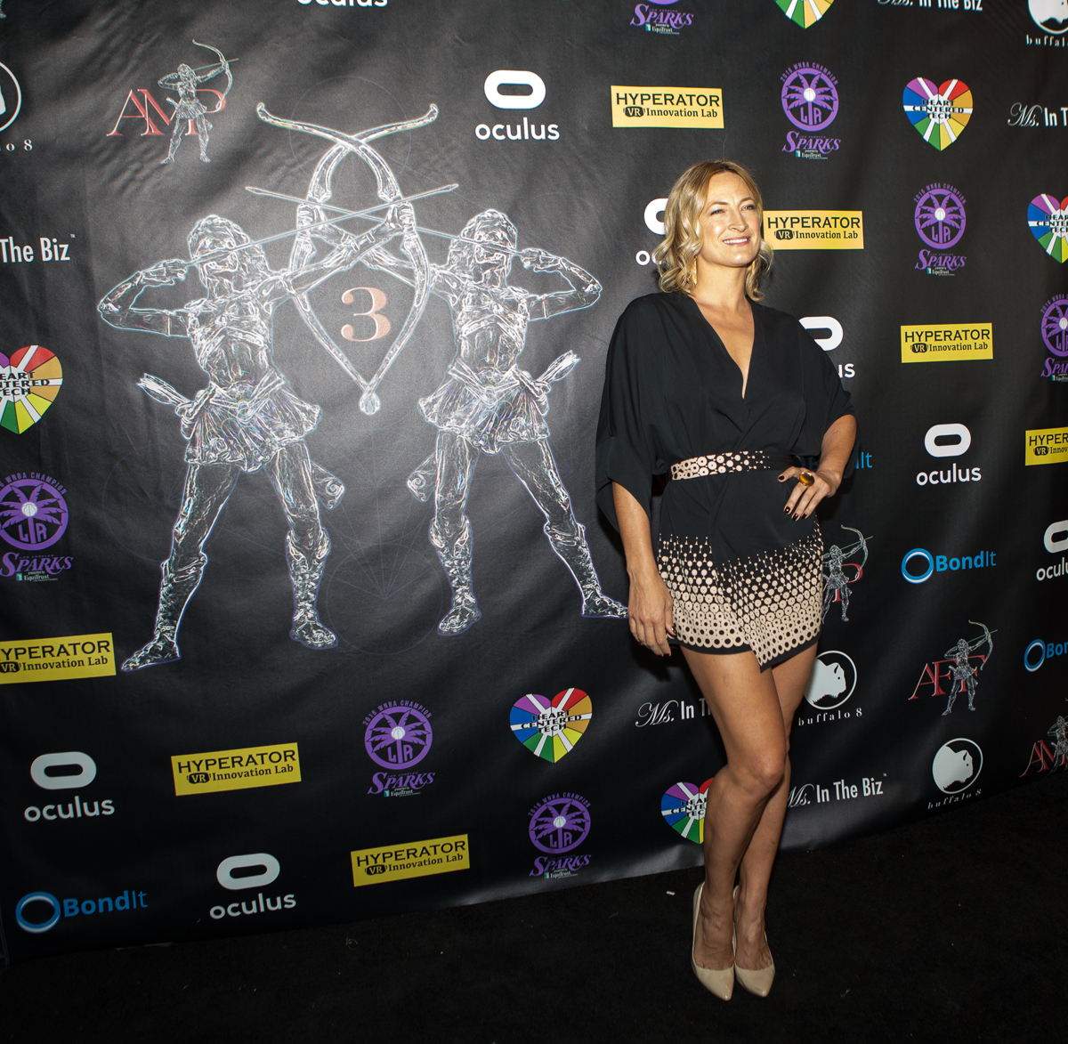 Zoe Bell, 2016 Stunt Icon Honoree