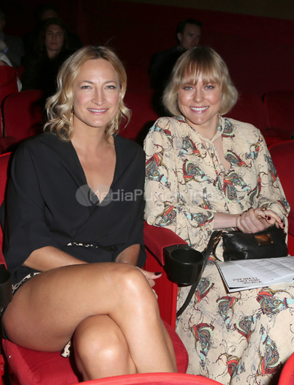 Zoe Bell And Ingrid Bolso Berdal