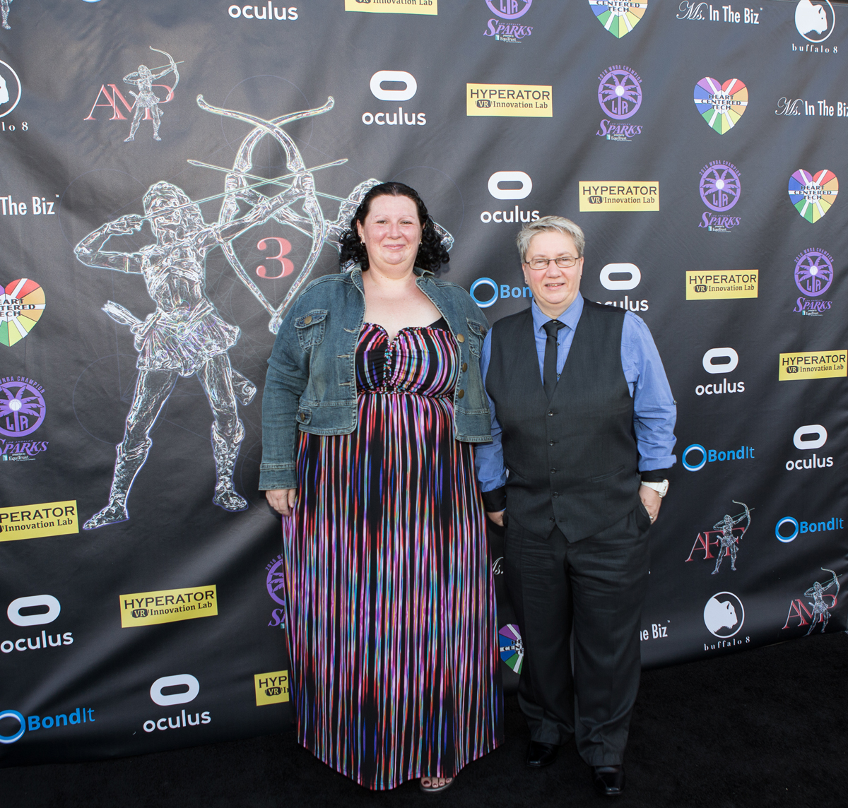 Zuileka Gilbert, Alison Davies Producer And Director, Crazy Happy