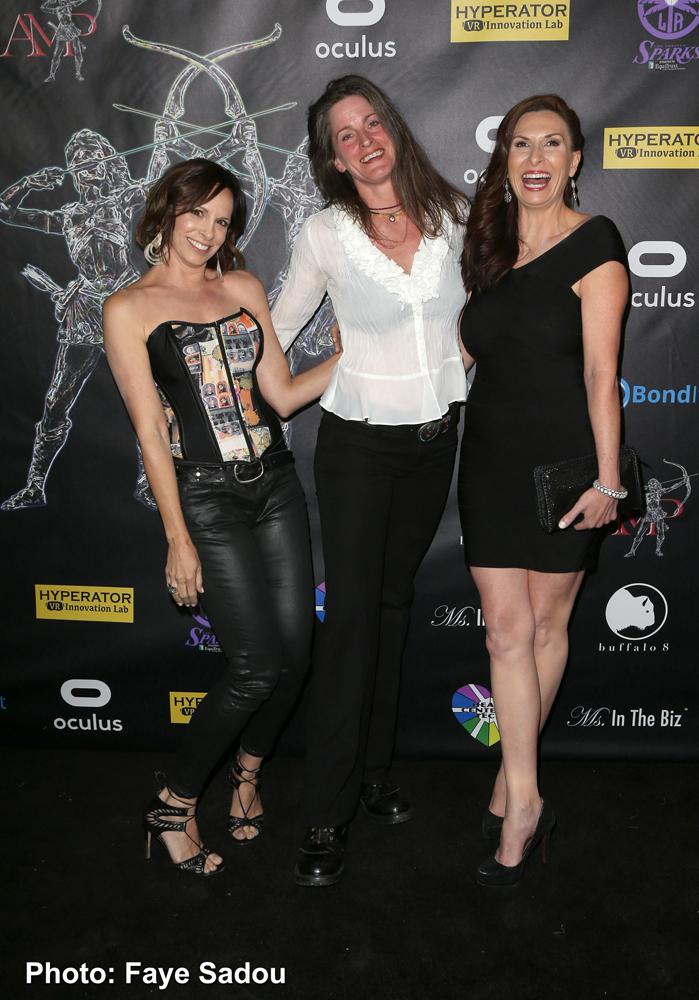 Danielle Burgio, Melanie Wise, Tammie Baird