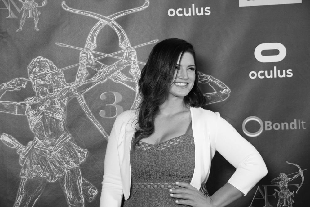 Gina Carano Artemis Women In Action Film Festival Opening Night Gala