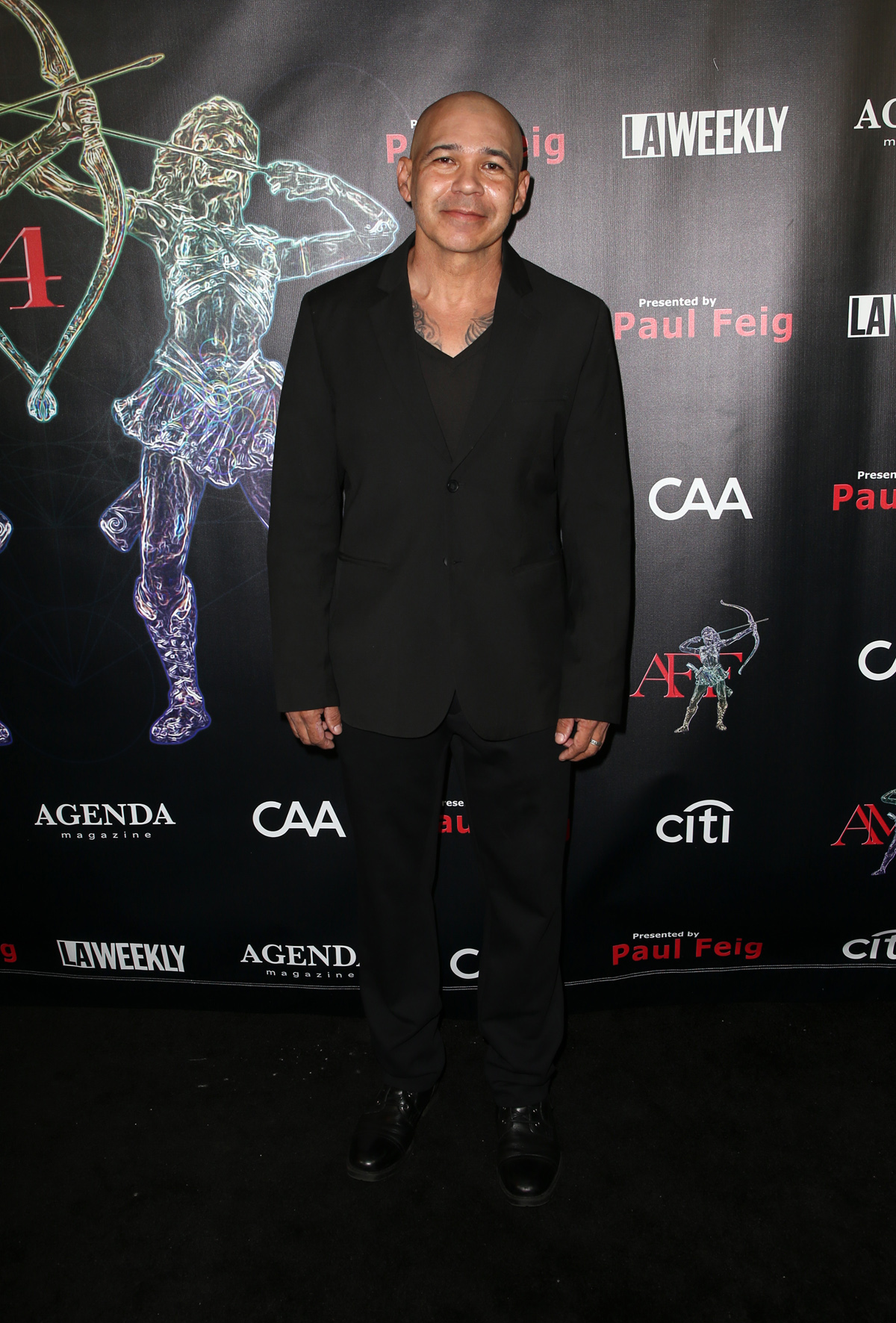BEVERLY HILLS, CA - APRIL 26: Eddie Perez, at the 2018 Artemis Awards Gala at the Ahrya Fine Arts Theater in Beverly Hills, California on April 26, 2018. Credit: Faye Sadou/MediaPunch