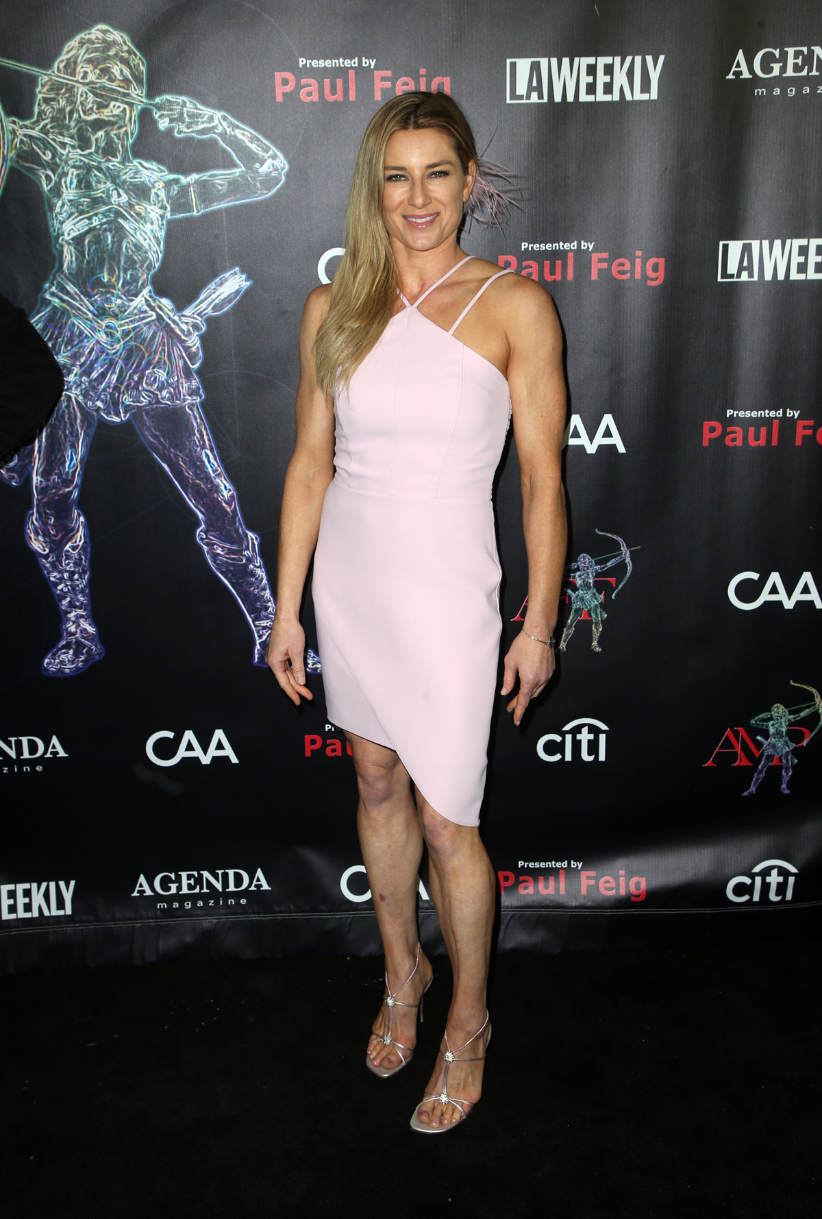 BEVERLY HILLS, CA - APRIL 26: Heidi Moneymaker, at the 2018 Artemis Awards Gala at the Ahrya Fine Arts Theater in Beverly Hills, California on April 26, 2018. Credit: Faye Sadou/MediaPunch