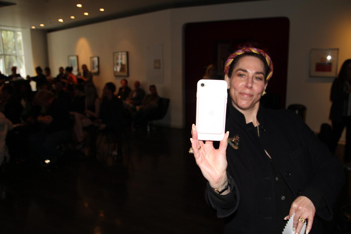Amanda Quinn Olivar Curator SIBWD