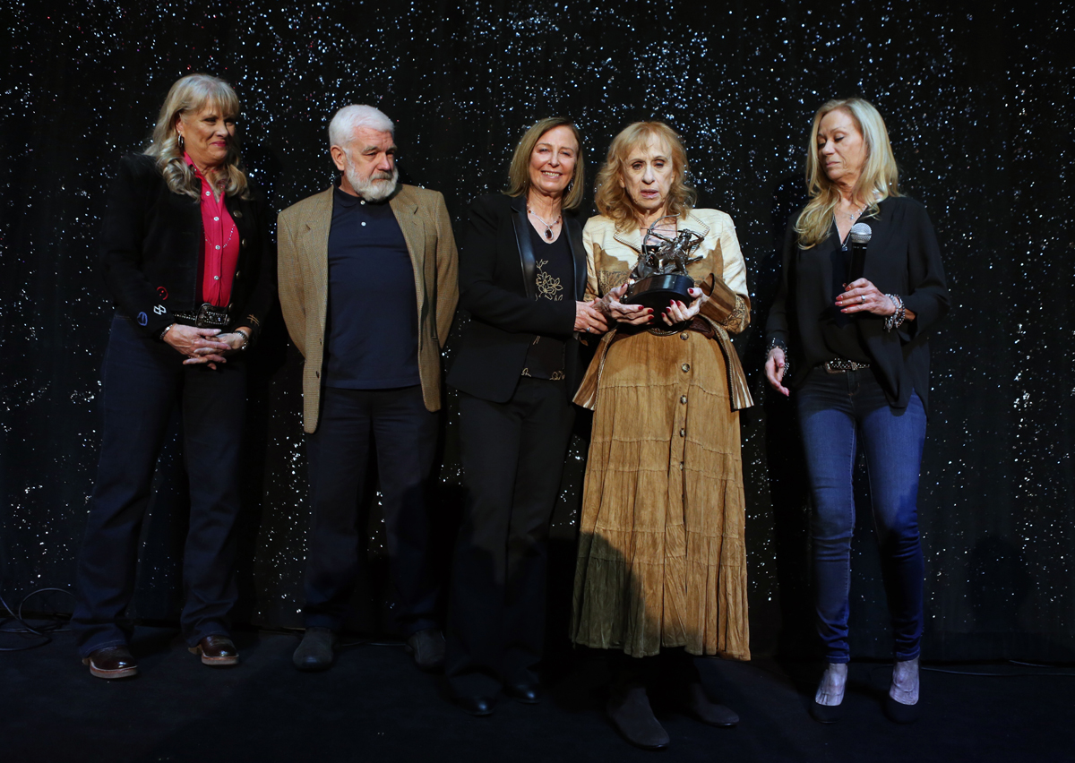 Bonnie Happy Andy Armstrong Debbie Evans Jeannie Epper Eurlyne Epper