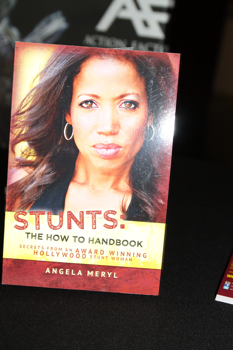 Sunday April28 The All Starts Of Stunts Angela Meryls Book Cover 1